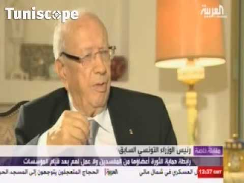 Interview Béji Caid Essebsi sur Al Arabiya