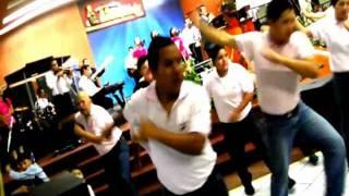 Danza Shekinah Ministerios Ebenezer (Lunes 21/11/2011)