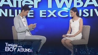 TWBA Online Exclusive: Donny Pangilinan and Kisses Delavin