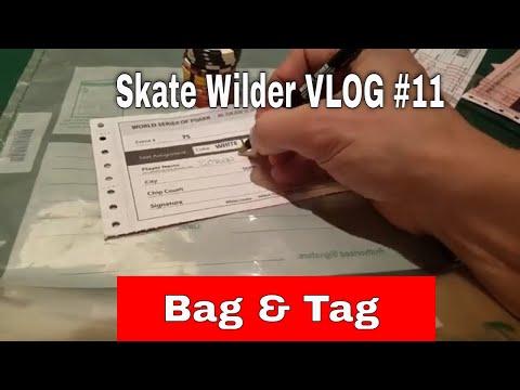 Skate Wilder WSOP 2019 VLOG 11 - 동영상