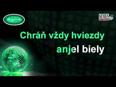 Biely anjel (Karaoke)