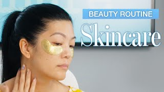 Beauty Expert's 9-Step Morning Skincare Routine In Real Time