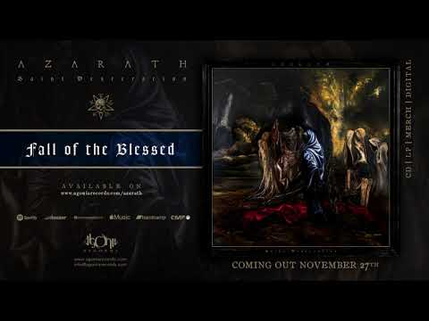 AZARATH - Fall of the Blessed (Official Track Stream)