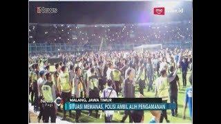 Mencekam!! Suasana Kerusuhan Aremania di Laga Arema vs Persib - iNews Pagi 16/04