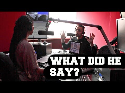 Vegan Activist UNLEASHES TRUTH On Live Radio