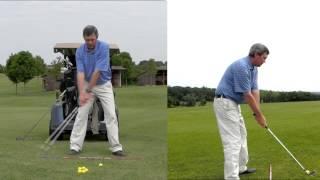 Learning to Lag  - Minimalist & Same plane golf tip  - Hit longer & straighter golf shots