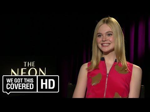 Exclusive Interview: Elle Fanning Talks The Neon Demon [HD]