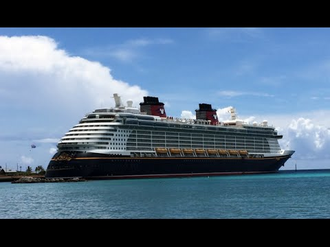 Disney Cruise Dream 3-Night from Orlando Bahamas CastawayCay