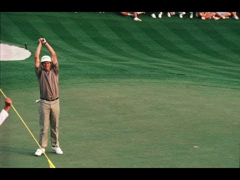 1988 Masters Tournament Final Round Broadcast
