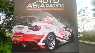 Asia Auto Gymkhana Competition 2018 | AAGC