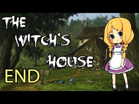 BIO-DEGRADABLE CAT - The Witch's House | Part 7 [END]