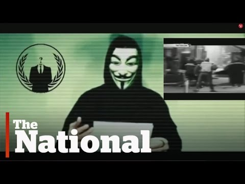 Anonymous vs. ISIS | Gabriella Coleman