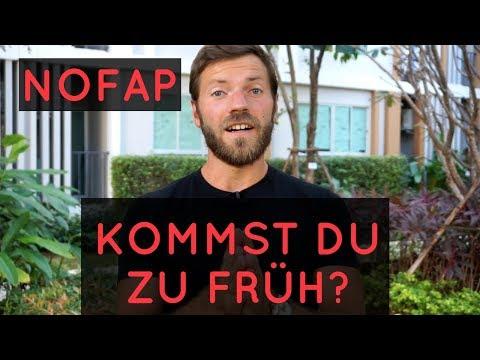 NoFap und zu früh kommen (Frühzeitiger Samenerguss) (Deutsch)