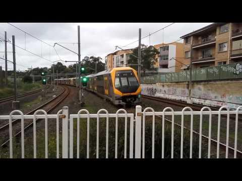 Sydney Trains Bexley North Station