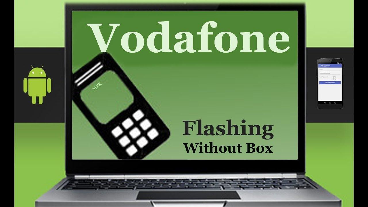 Vodafone Smart Ultra 7 Software Update Videos - Waoweo