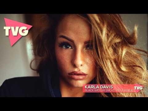 Karla Davis - Black Widow (Nicko Veaz Remix)