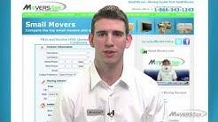 Small Mover - Small Moving Company - Small Movers - Movers.com