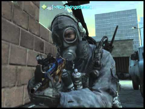 MW3 - And not a single f**k was given that day...
