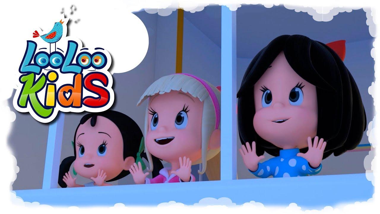 Twinkle, Twinkle, Little Star - Nursery Rhymes from LooLoo Kids