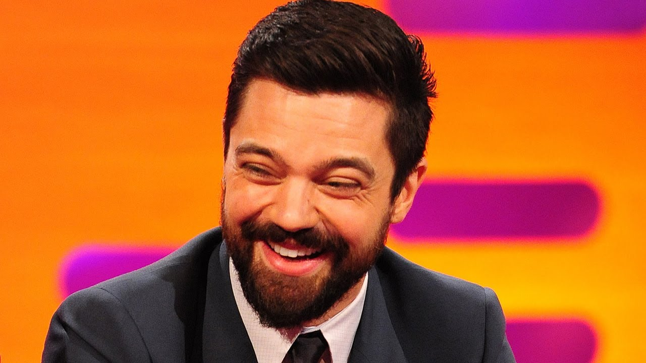 Dominic Cooper Exposes Himself Full Frontal at Cafe - The Graham Norton  Show on BBC AMERICA