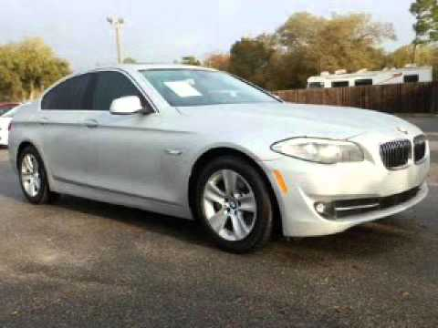 2011 bmw 5 series pensacola fl youtube for Frontier motors inc pensacola fl