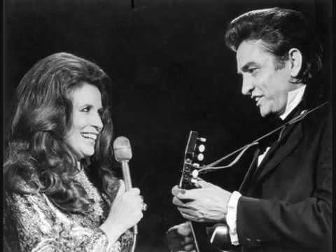 Ballad Of A Teenage Queen   Johnny & Roseanne Cash