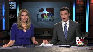 KOMU 8 News at 9:00 and 10:00 (May 13th, 2016)