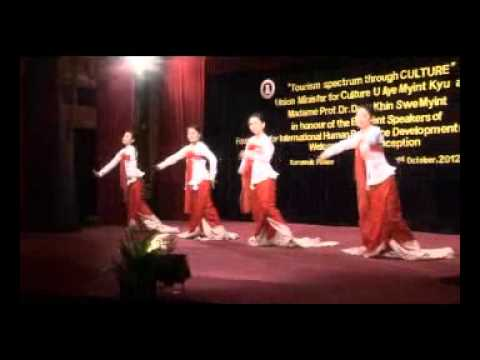 Art & Culture of Myanmar