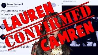 Lauren Jauregui CONFIRMED CAMREN (5.2.2018)