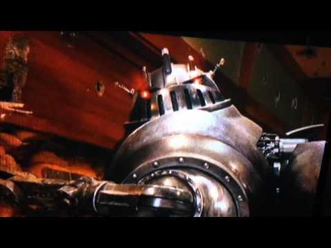 Zathura Defective Robot