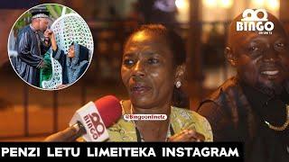 Mama Dangote: PENZI Letu Lipo Juu/Instagram yote yetu/Watanzani Washamba/Hawajui Maendeleo