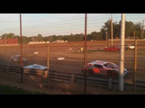 Summit Modifieds Heat 3  Charleston Speedway