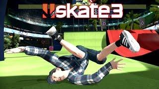 Skate 3 - I'm A Break Dancer [PS3 Gameplay, Commentary]