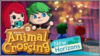 Día de fuegos artificiales!!! | 84 | Animal Crossing: New Horizons (Switch) con Dsimphony