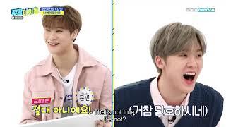 [ENG SUB] Weekly Idol Episode 451 - ASTRO (Moonbin & Yoon Sanha) , VeriVery (Kangmin)