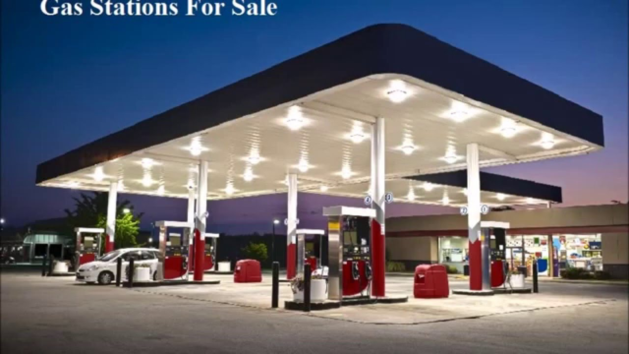 Florida Gas Stations For Sale - YouTube