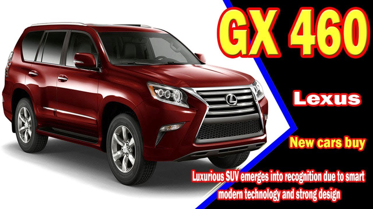 Lexus gx 460 discontinued