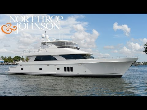 LUXURY MOTOR YACHT OCEANA FOR SALE