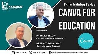 Skills Training Series | Canva for Education