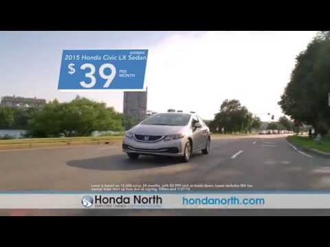 Honda North - July 2015 Civic Lease Special