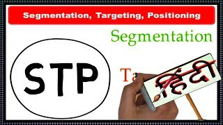 Gambar cover What is Segmentation, Targeting and Positioning| Marketing  (Hindi)
