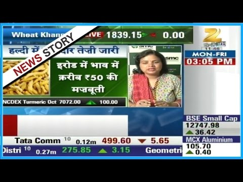 Market outlook and suggestion on the trade of turmeric in Agri market