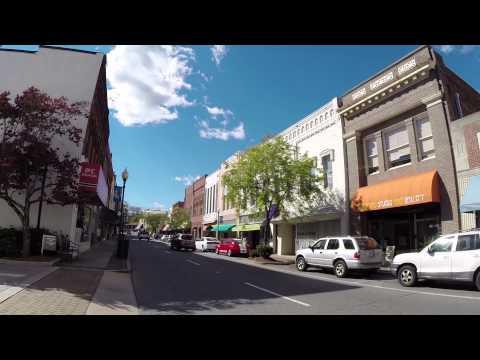 Morganton, NC - Small Town Walk - Part 2