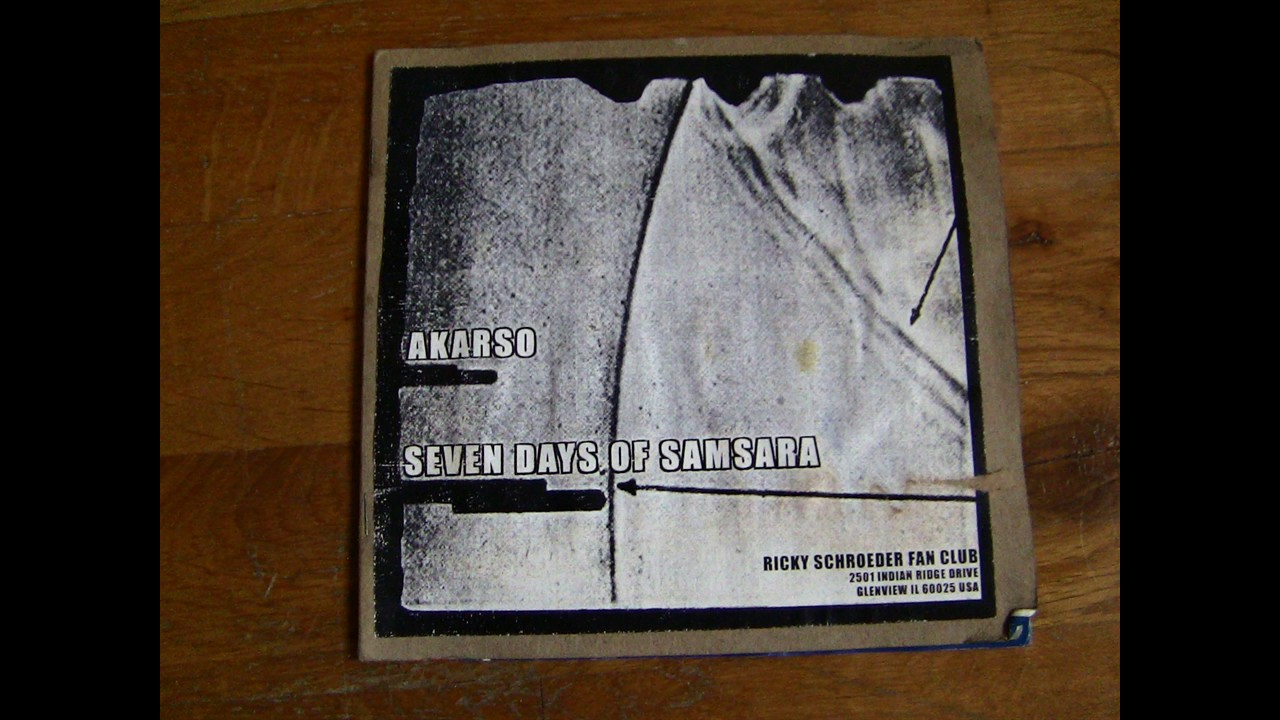 Akarso / Seven Days Of Samsara - Split