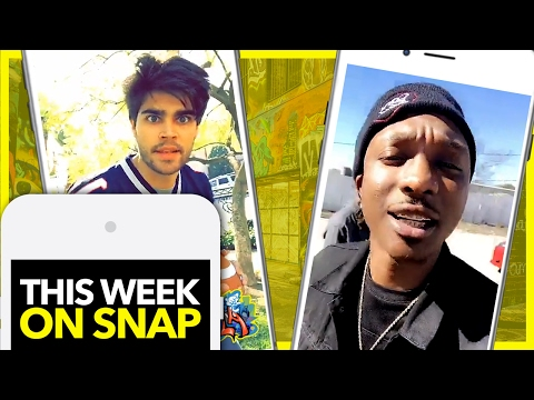 Jay Prince, Dormtainment & More Takeover Snapchat