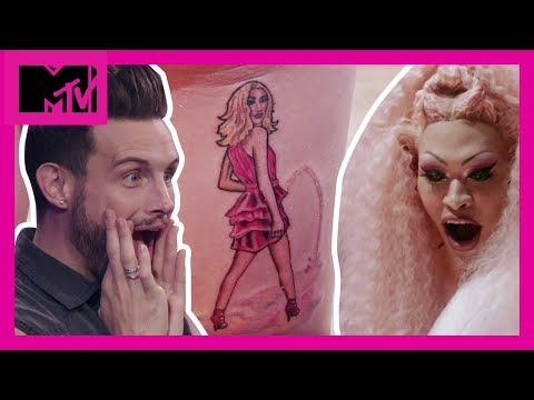 Will These Friends Survive This 'Pissy' Tattoo? 🚽 | How Far Is Tattoo Far? | MTV