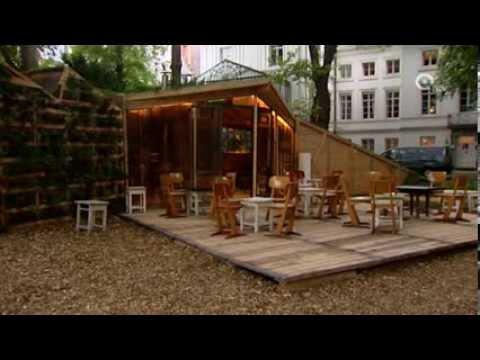 Verrassend Bar in tuin Academie - YouTube VL-29