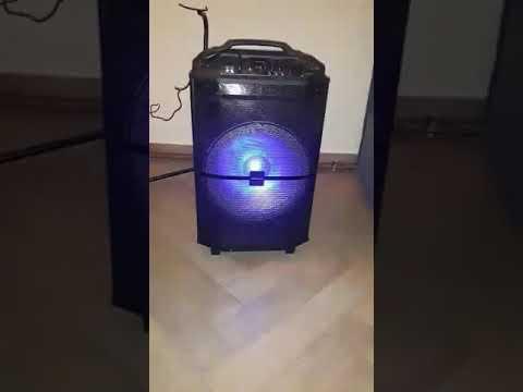 MusicBox 120W bluetooth karaoke sa mikrofonom M-TRSP120