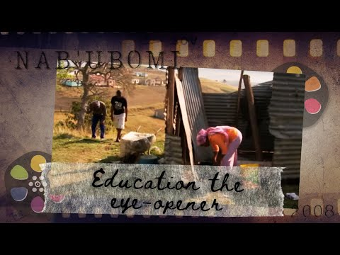 Nab'Ubomi | EDUCATION THE EYE OPENER | Nongeke Senior Secondary | 2008 Inter-School Film Competition