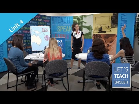 Let's Teach English Unit 4: Reading Skills